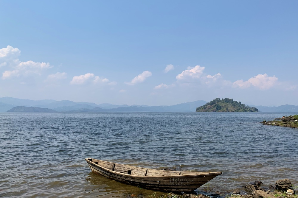 MUSANZE - LAKE BURERA SOUTHERN SHORE