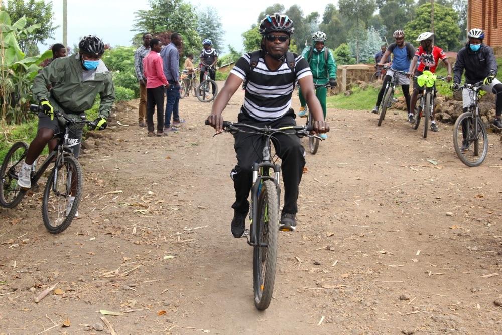 DAY 2 (UNTIL LUNCH): KINIGI - IMBABAZI